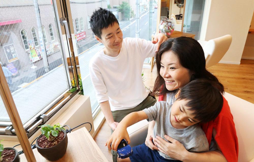 髪質改善仙川美容室 Hacchi hair  ハッチヘアー